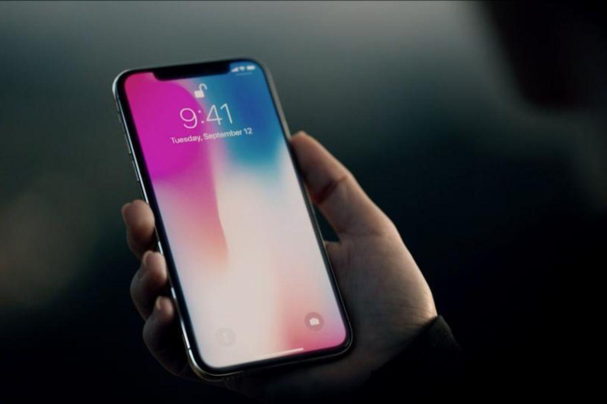 传内地5小时卖550万部iPhone X,苹果并未回应