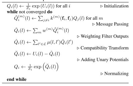 计算概率函数 CRF as RNN的原理及Caffe实现 AI资讯 第9张