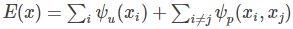 CRF的能量函数 CRF as RNN的原理及Caffe实现 AI资讯 第1张