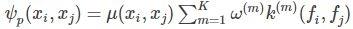 像素对之间的能量 CRF as RNN的原理及Caffe实现 AI资讯 第4张