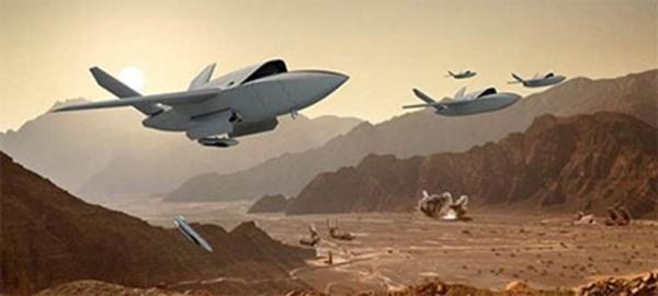 Kratos的XQ-222无人机 美军研发「抛弃式」无人战斗机 成本只要F-35 50分之1 AI资讯 第2张