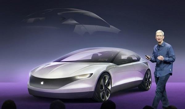 苹果也想造汽车