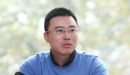 快播创始人王欣 视觉中国 资料图