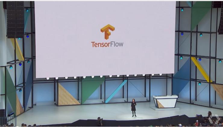Google I/O 2017:李飞飞 ——我为什么对TensorFlow研究云感到兴奋