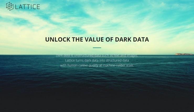 苹果刚刚收购了暗数据分析公司LATTICE DATA,葫芦里卖的什么药?