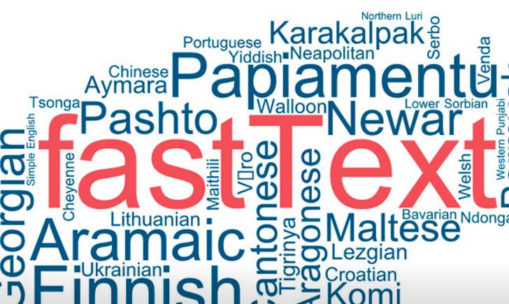 FAIR实验室开源的 fastText 资料库,现在可以在小型设备上跑起来啦