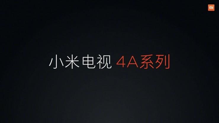 小米电视4A发布,内容之争以人工智能的方式结束了?