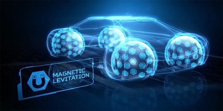搭载人工智能技术,为自动驾驶汽车设计的轮胎长什么样?