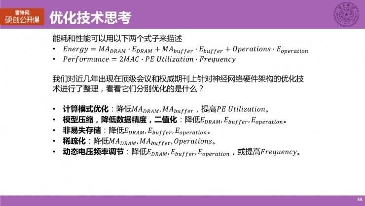 清华大学博士生涂锋斌:设计神经网络硬件架构时,我们在思考些什么?(下) | 硬创公开课总结