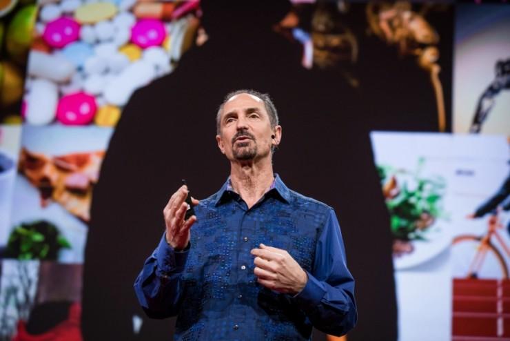 """TED 2017,来见见机器人背后的七位""""创造者""""吧"""