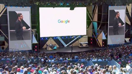 Android N,Daydream VR,Google Home