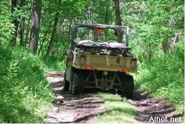 GUSS:用于部队支持的越野高尔夫球车