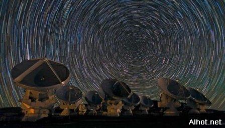 世界上最强大的新型无线电望远镜