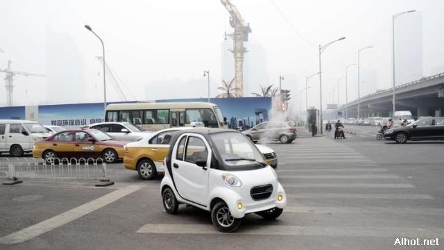 中国电动汽车