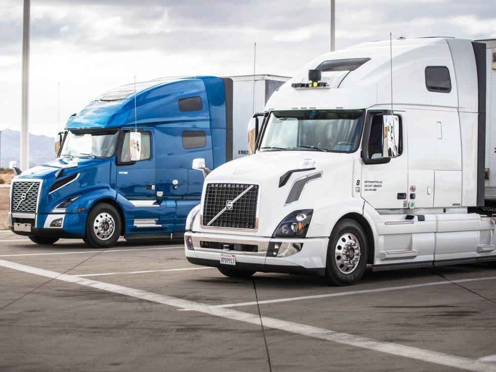 不只是技术 Uber自动驾驶卡车还要解决物流现状