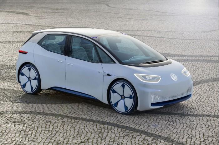 大众I.D.紧凑型电动汽车将在2019年11月开始量产