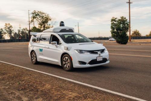 谷歌Waymo自动驾驶上路行驶累计达400万英里