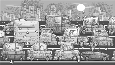 预防交通拥堵 自动驾驶汽车将如何做到?