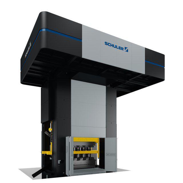 舒勒将携最新研发的MSE 2000 型伺服锻造压力机参展EMO!