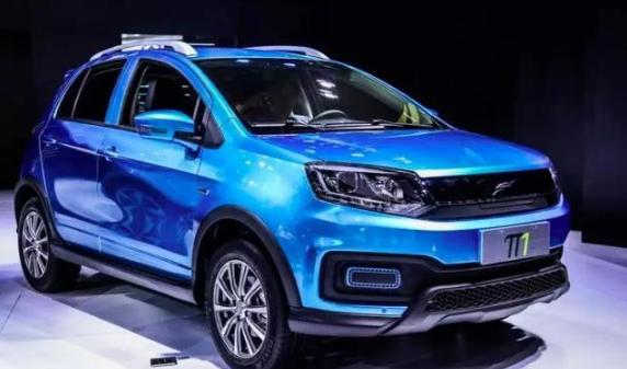 云度首款量产车π1正式下线 预今年四季度上市