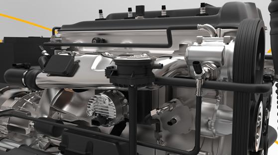 大陆集团加强对燃油蒸发排放的控制