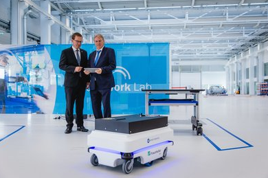舍弗勒与弗劳恩霍夫(Fraunhofer)签署战略合作协议