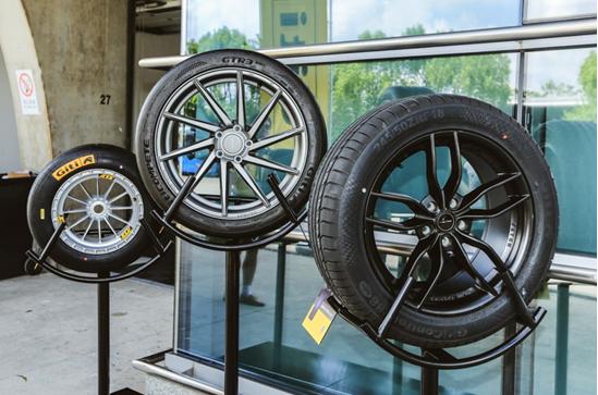 佳通轮胎为极速先锋系列赛等三项赛事安全护航