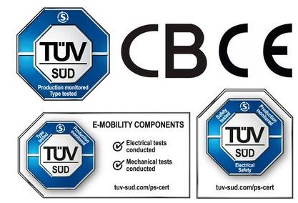 TUV南德解惑新能源汽车充电技术测试与认证需求