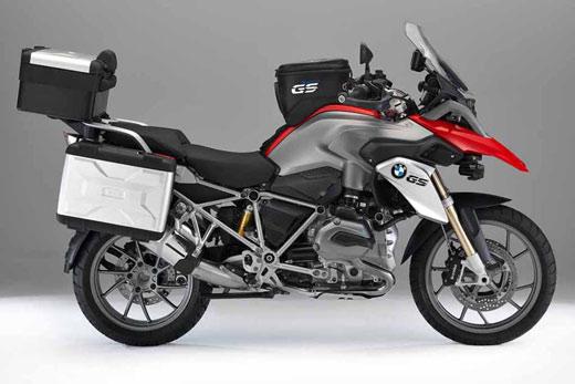 宝马摩托车连续第五次在上半年创造新的销售纪录