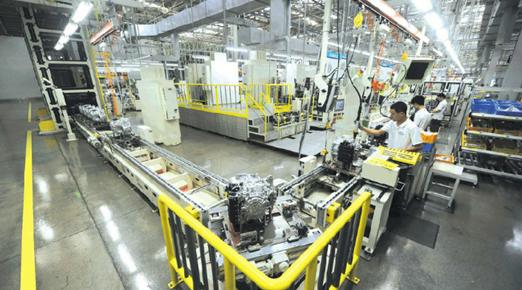 汽车零部件产业再添新项目