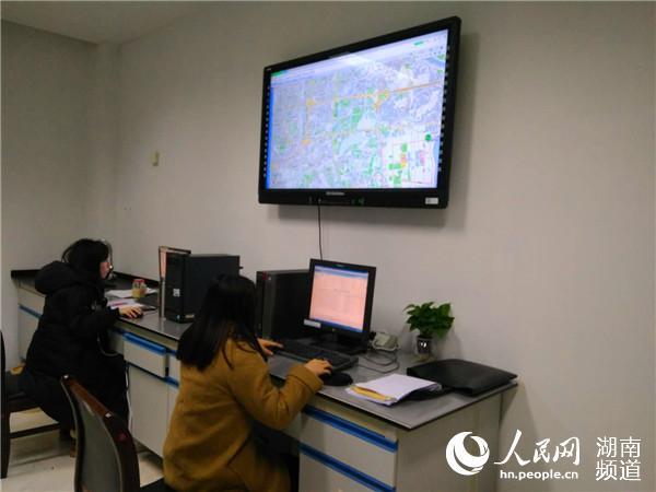 """环保数字网格化管理 长沙市雨花区环保问题""""一网打尽"""""""
