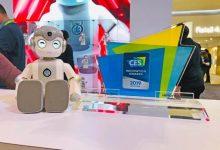 优必选大型仿人服务机器人Walker新一代亮相CES,展示机器人走进家庭服务-ope体育专业版那点事