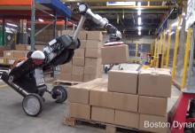 波士顿动力最新曝光搬运机器人:不仅举起30磅纸箱,还能码整齐!-ope体育专业版那点事