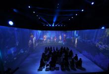 毛毛虫森林——沉浸式虚拟现实互动体验展-ope体育专业版那点事